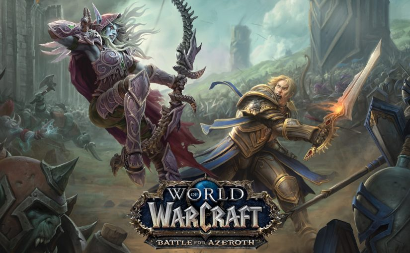 World of Warcraft BFA AlphaOpinions